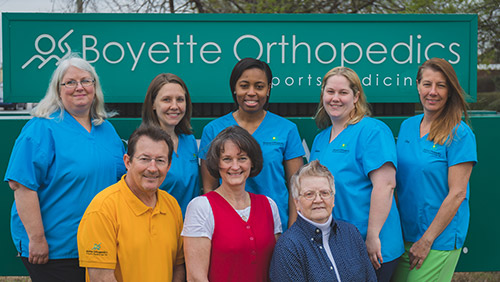 The Boyette Team